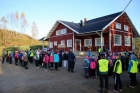 Koulujen suunnistuspäivä Pyssymäellä 27.9.16